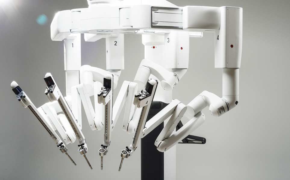 Cirugía de próstata con láser verde o con robot da Vinci 2